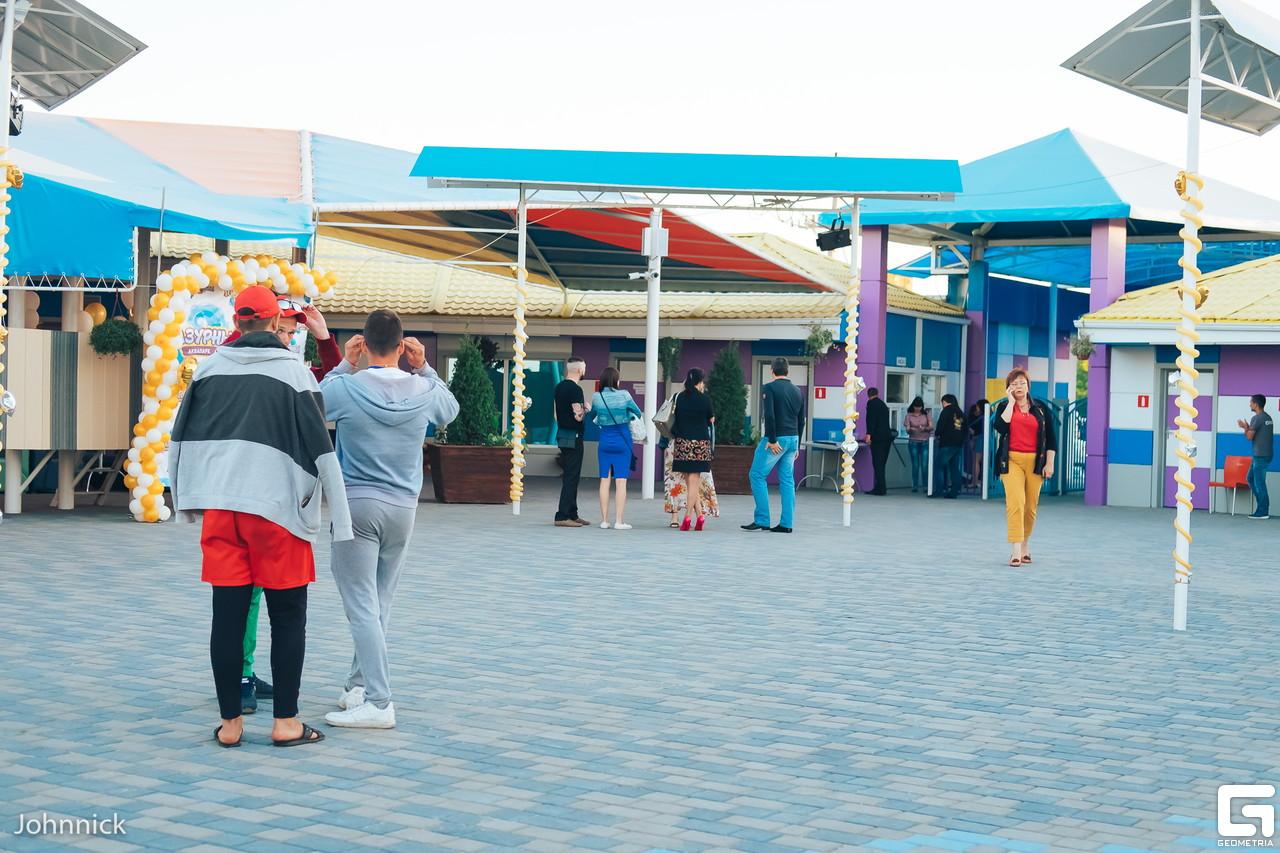 Лазурный пляж белгород аквапарк фото